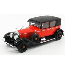 Rolls-Royce by Willoughby. Rolls-Royce Silver Ghost Tilbury sedan(1926)