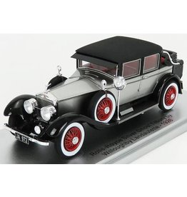 Rolls-Royce by Willoughby. Rolls-Royce Silver Ghost Tilbury Landaulette(1926)