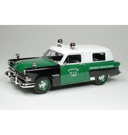 """Ford USA Ford Courier""""New York Emergency Service Division""""1953"""