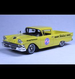 "Ford USA Ford Ranchero""Braniff International  Airways""1958"