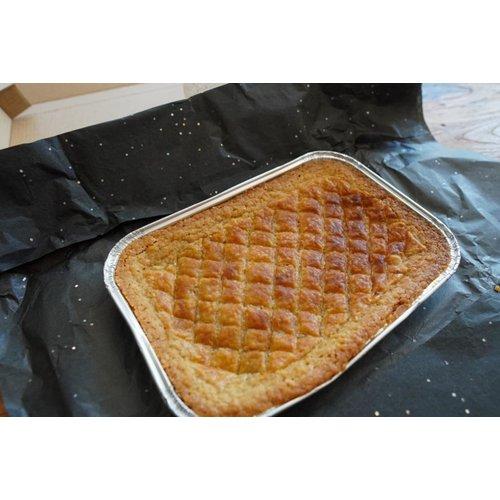 Originele huisgemaakte boterkoek