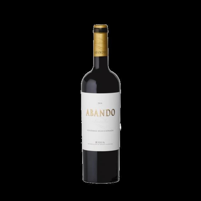 Abando Rioja Tinto Crianza Selected Harvest