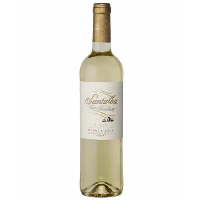 Santalba Rioja Viña Hermosa Semidulce