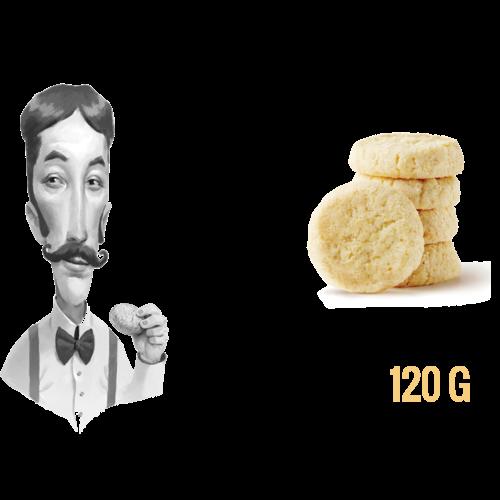 Generous Victor Vanille  koekjes - 120gr