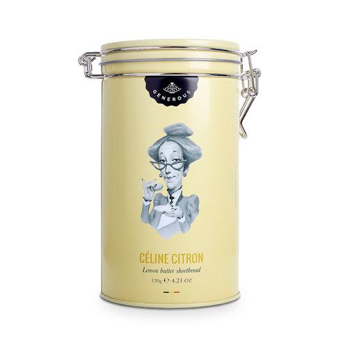 Generous Céline Citron bewaarbox - 120gr