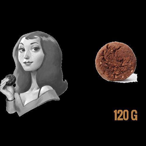 Generous Charlotte Chocolat  bewaarbox - 120gr