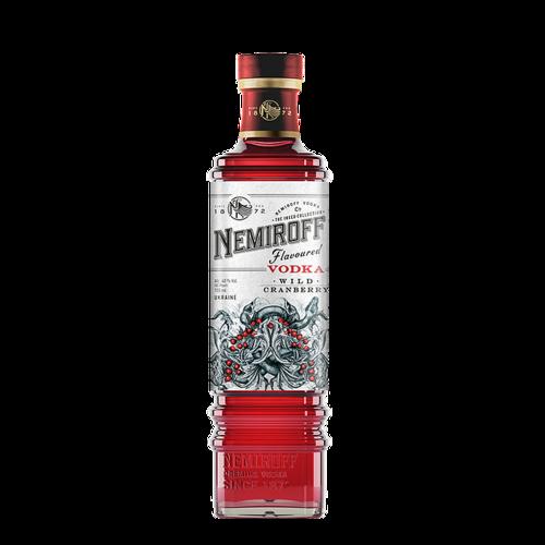 NEMIROFF Premium wodka Wild Cranberry