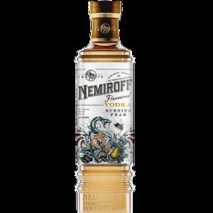 NEMIROFF Premium wodka Burning Pear