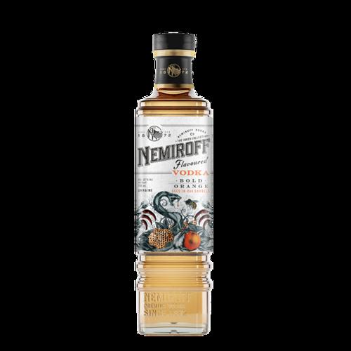 NEMIROFF Premium wodka Bold Orange