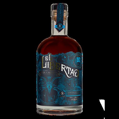 EL LIBERTAD Chapter 3 Rum - Flavor of Darkness
