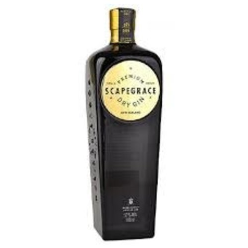 Scapegrace Dry Gin Gold 200ml
