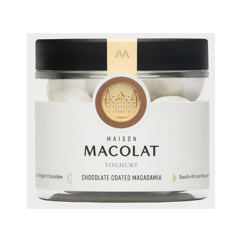 Maison Macolat Yoghurt Macadamia - 100gr