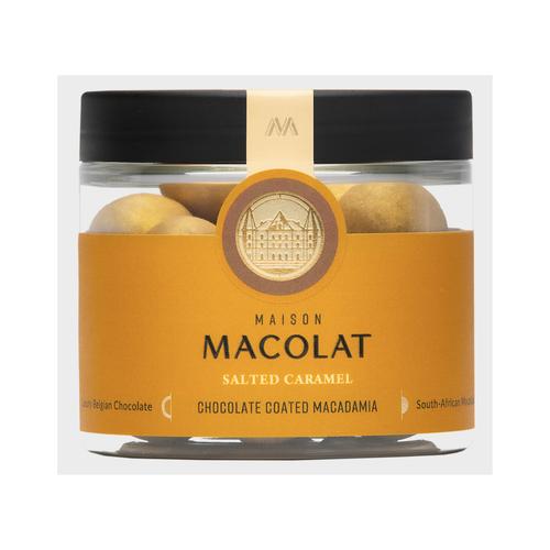 Maison Macolat Salted Caramel Macadamia - 100gr