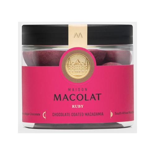 Maison Macolat Ruby Macadamia - 100gr