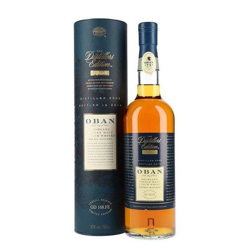 Oban Distillers Edition 2005 43°