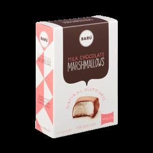 BARÚ BARÚ Milk Chocolate Marshmallows - 54g