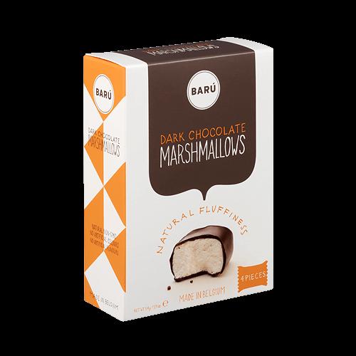 BARÚ BARÚ Dark Chocolate Marshmallows - 54g