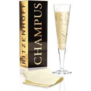 Ritzenhoff Champus champagne glass 275