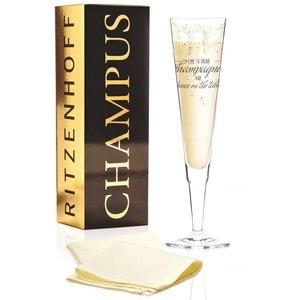 Ritzenhoff Champus champagne glass 270