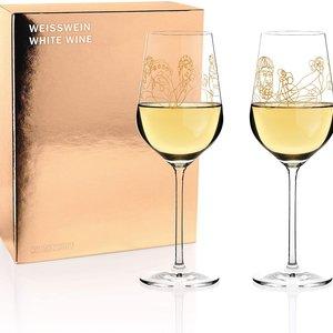 Ritzenhoff Ritzenhoff witte wijnensemble - Burkhard Neie (Dionysos & Ariadne | Zeus & Leto)