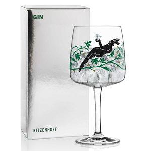 Ritzenhoff Gin Ginglass K. Rytter  (hase)