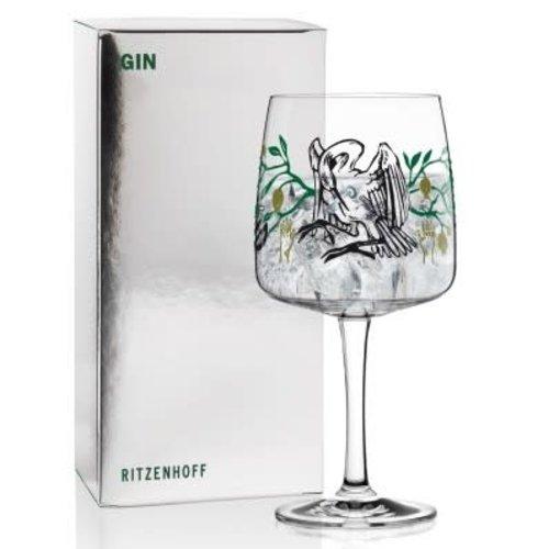 Ritzenhoff Gin Ginglass K. Rytter (stork)