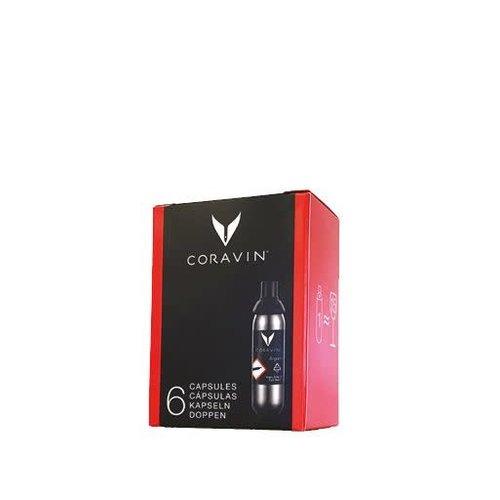 CORAVIN Coravin Pure Capsules set van 6 stuks