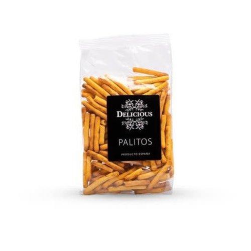 Delicious Palitos Bread & Dipstick- mini broodsticks