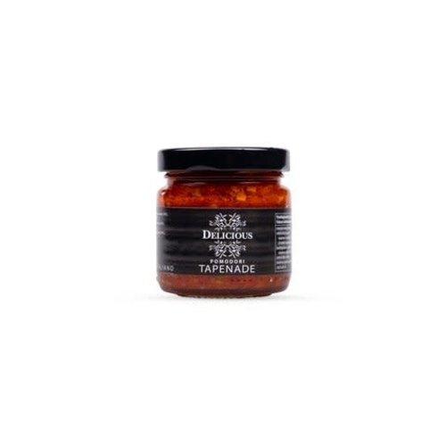 Delicious Pomodori Tapenade- tomaat