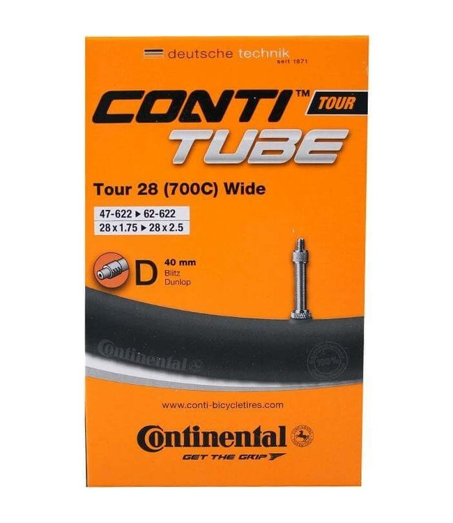 Continental  binnenband 28x1 1/2-2.35