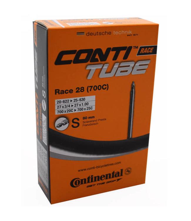 Continental  Binnenband racefiets 18/25-622 Frans ventiel 80mm