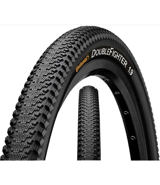Continental  Double Fighter buitenband 26x1.90 (50-559)