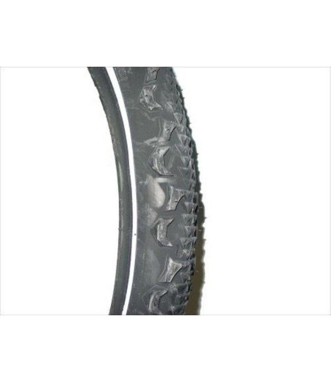 Deli Tire  S-602 buitenband 20x1.75 (47-406) slick