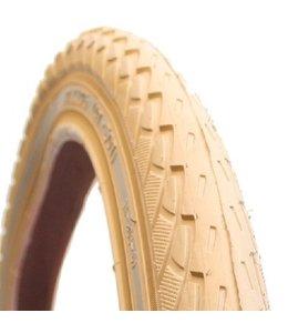 Deli Tire  buitenband 24x1.75 (47-507) creme wit