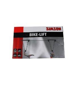 Simson Fiets-lift ophangsysteem
