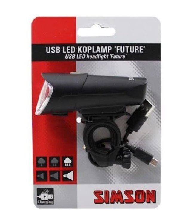 Simson Koplamp Future usb