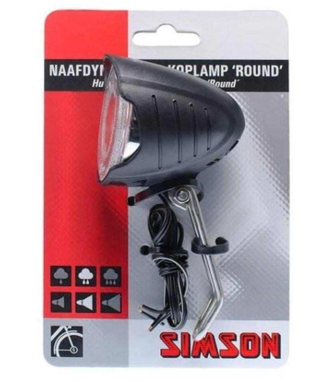 Simson Koplamp Round led