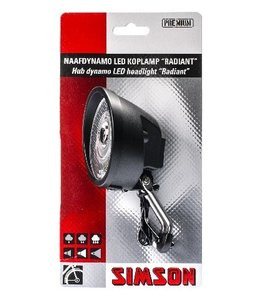 Simson Koplamp Radiant