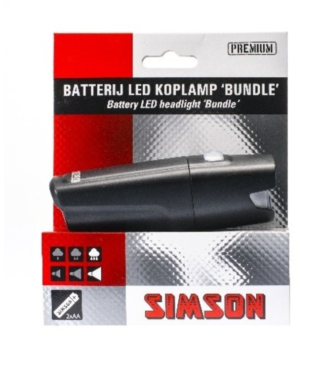 Simson Koplamp Bundle 1 led