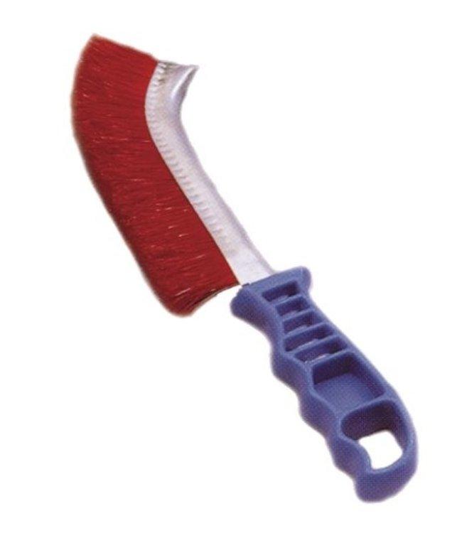 Fietsbandspecialist Handborstel hardkunstof 1-rij