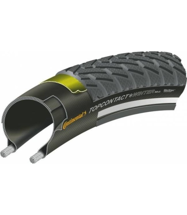 Continental  Contact 2 RS winterband 37-622 (28x1 5/8x1 3/8)