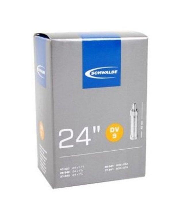 Schwalbe  binnenband 24x1 3/8-1.75 (37/47-540) Hollands ventiel DV9