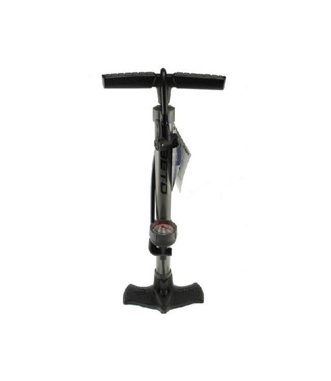 Beto Titan hogedruk fietspomp antraciet