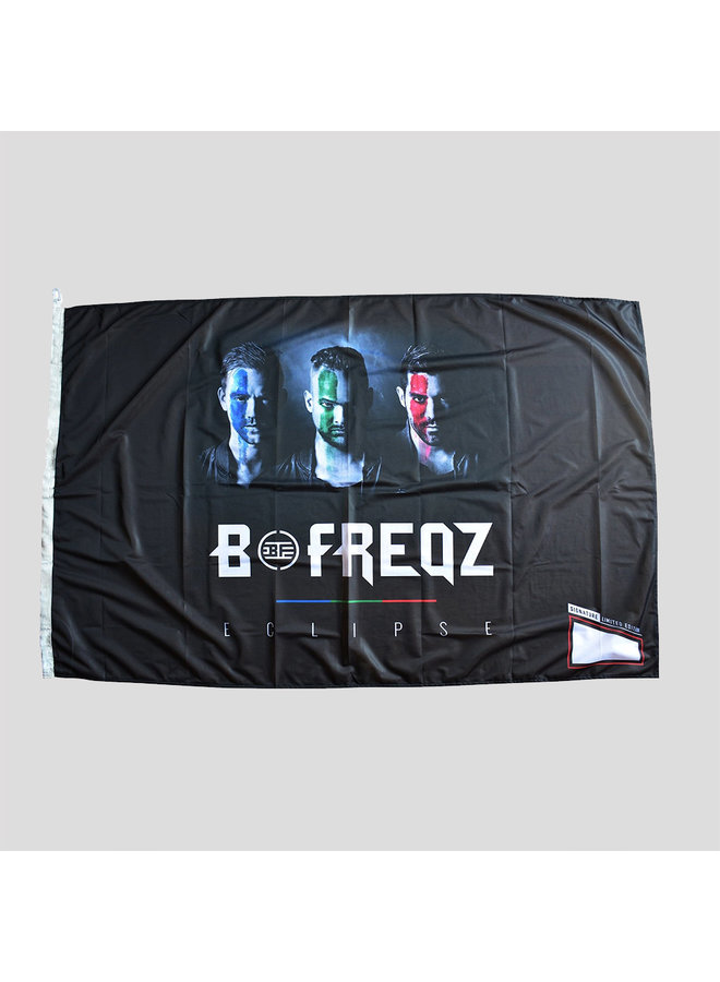 B-Freqz flag black/multi color