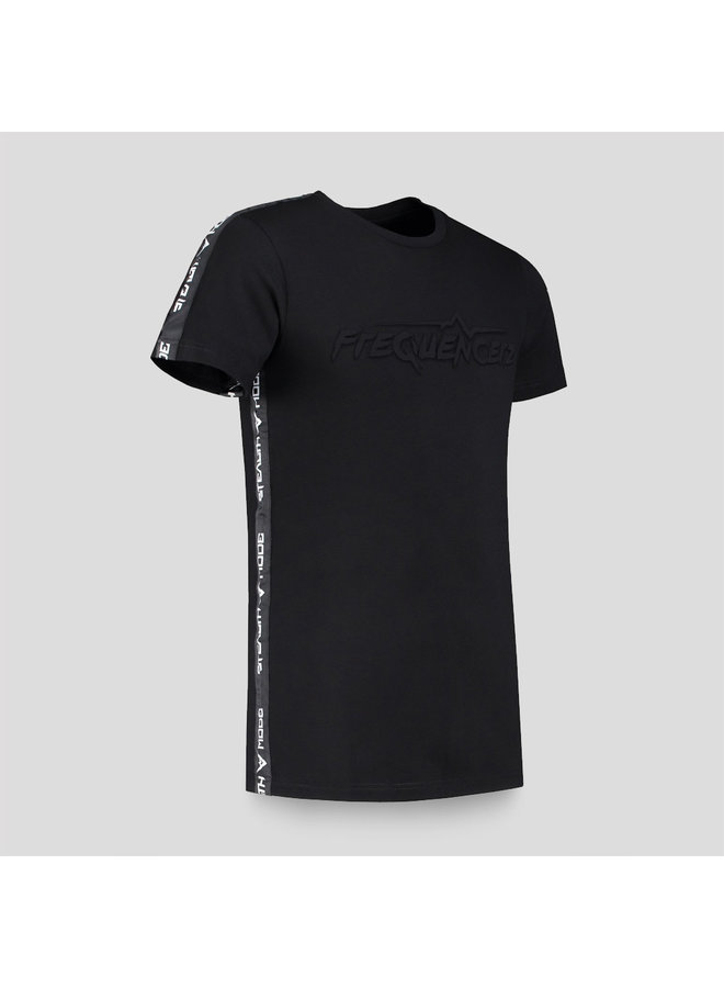 Stealth Mode t-shirt black/tape