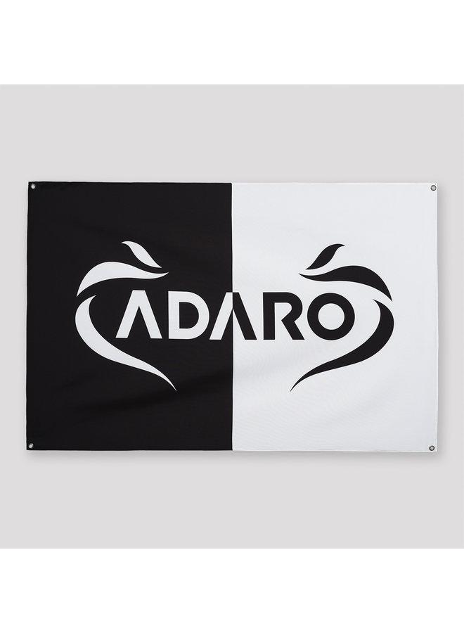 Adaro flag black/white