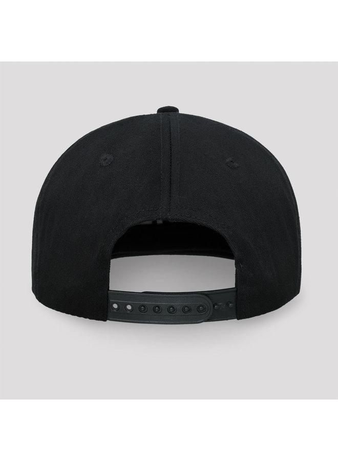 Gunz for Hire snapback black/white