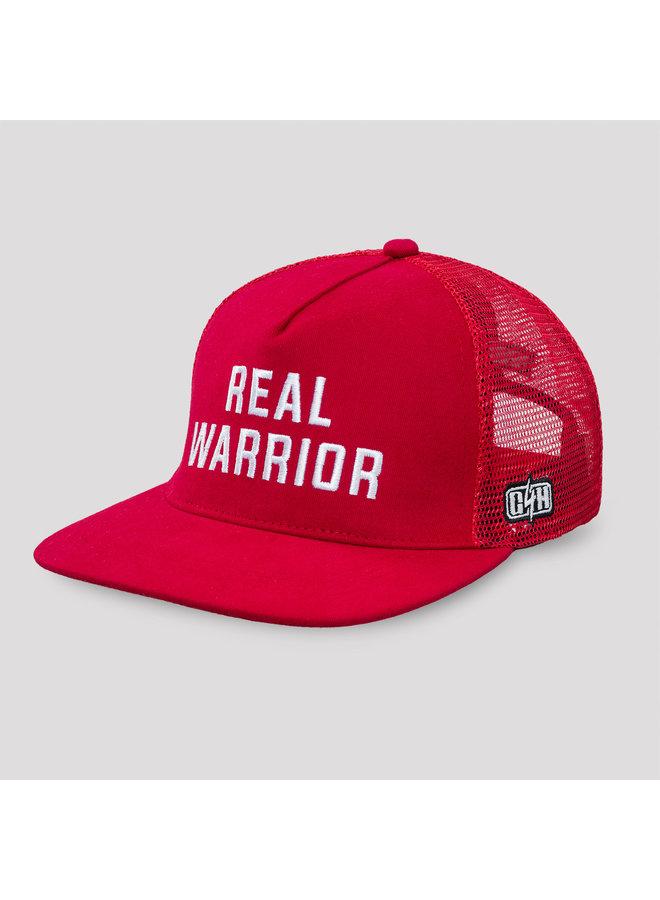 Gunz For Hire truckercap red/white