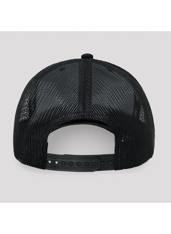 Gunz for Hire trucker cap black/white