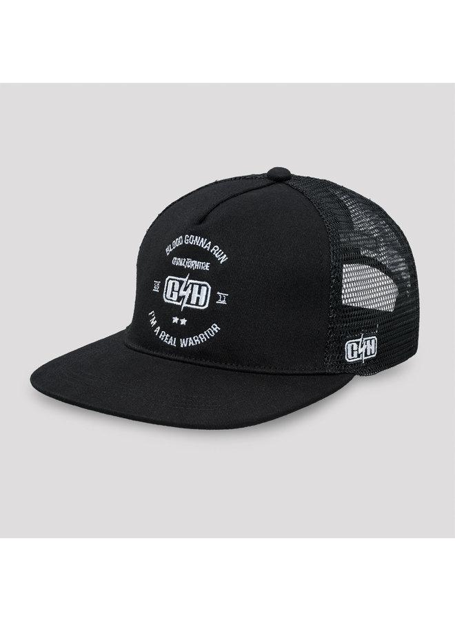 Gunzforhire truckercap black/white